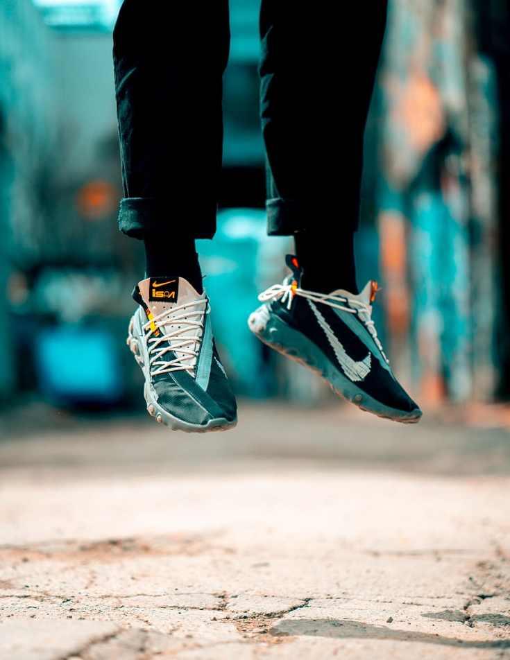 hypebeast sneakers
