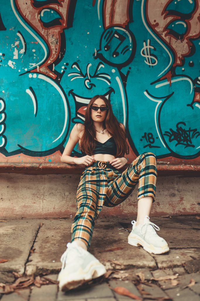 streetwear tags femme accromode